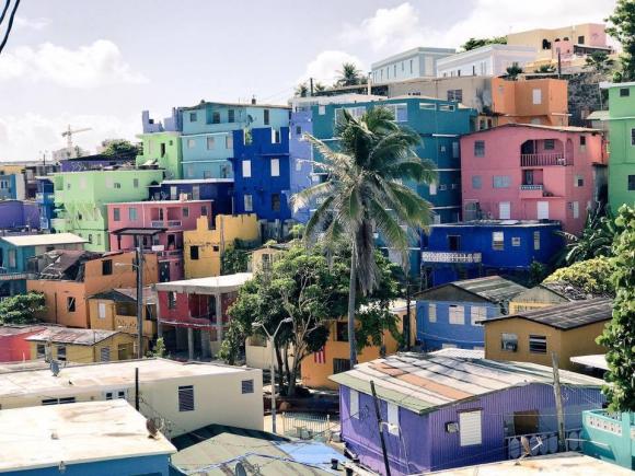 La Perla, Puerto Rico.  Foto: Díaz Heil Loreliez / Facebook La Perla, San Juan, Puerto Rico