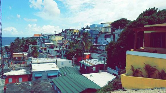 La Perla. Foto: Juan Salgado / Facebook La Perla, San Juan, Puerto Rico