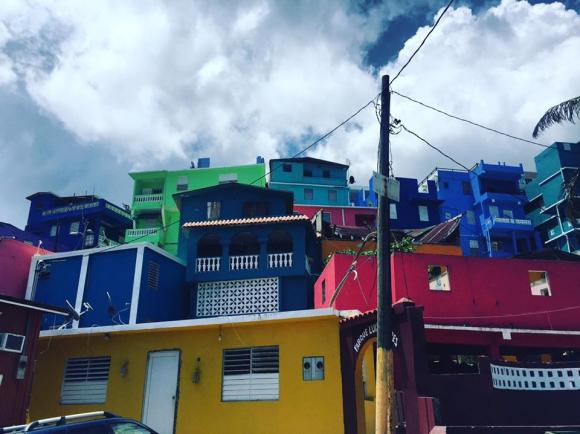 La Perla. Foto: Jessica Lillian / Facebook La Perla, San Juan, Puerto Rico
