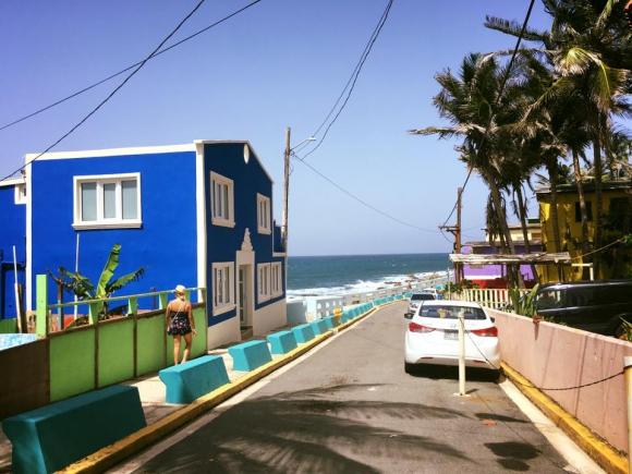 La Perla. Foto: Almadina Vélez/ Facebook La Perla, San Juan, Puerto Rico