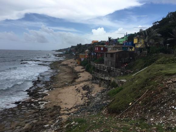 La Perla. Foto: Anthony Forense / Facebook La Perla, San Juan, Puerto Rico