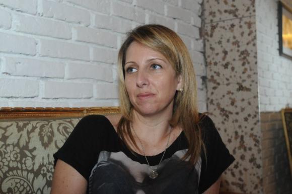 Patricia Rodríguez. Foto: archivo El País