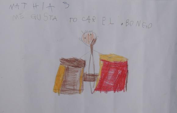 El sueño de Mathías. Foto: Fundación Corazoncitos
