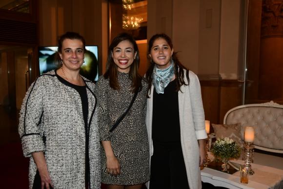 Karina Martínez, Yisela Moreira, Sofía Inciarte.