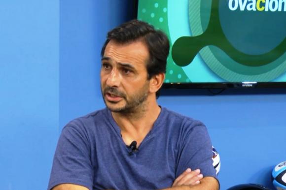 Pablo Tiscornia en Ovación TV.