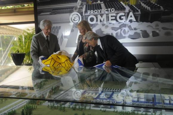 Planta: Efice invertirá US$ 300 millones para una fábrica libre de mercurio. <br>Foto: archivo El País