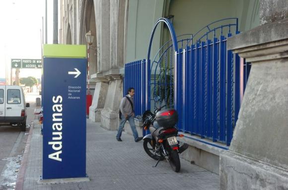 Dirección Nacional de Aduanas. Foto: Archivo El País