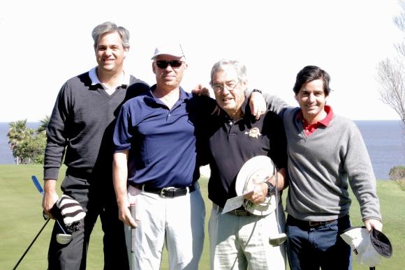 Agustín Leindekar, Jorge Seré, Fernando Crispo, Matías Paullier.
