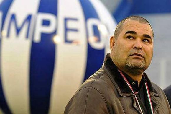 José Luis Chilavert. Foto: Archivo El País.