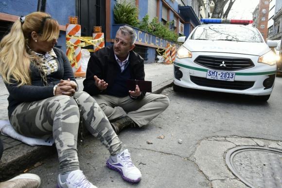 Viuda de polic a reclama por pensi n interior dice que ya for Pago ministerio del interior