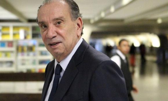 Aloysio Nunes. Foto:  O Globo / GDA