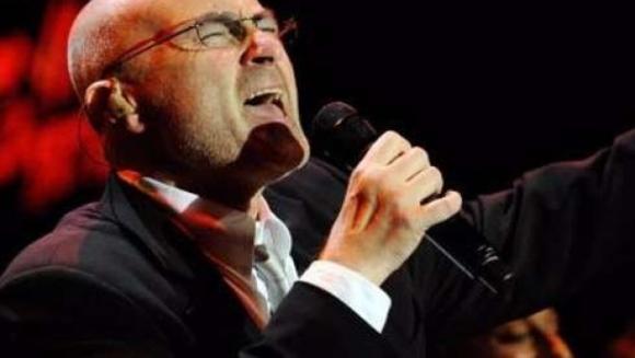 Phil Collins. Foto: AFP