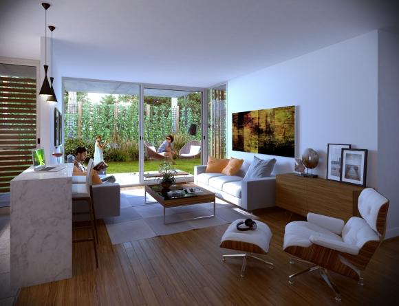 Araucaria se presenta como un proyecto integral en la zona de Jardines de Carrasco.