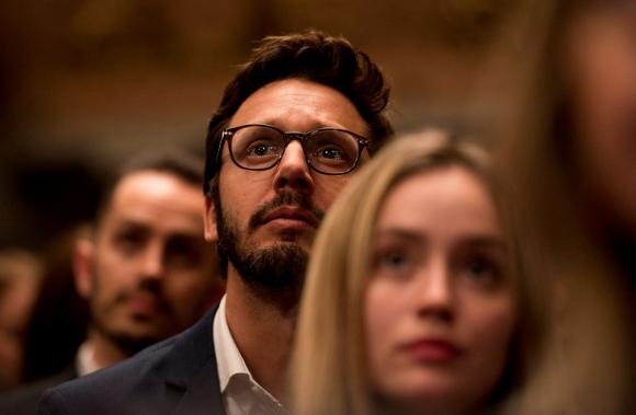 benjamín Vicuña interpreta al psicólogo que investiga muerte de un empresario.