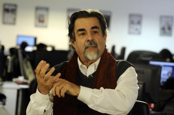 Gustavo Zubía. Foto: Darwin Borrelli