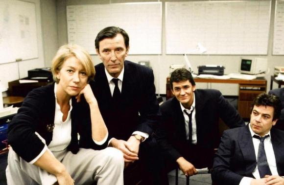 El equipo que acompañaba a la protagonista en la serie original.