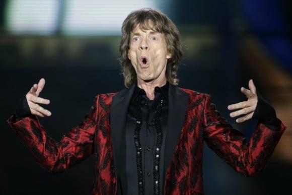 Mick Jagger sigue vital a los 71 años. (Foto: Reuters)