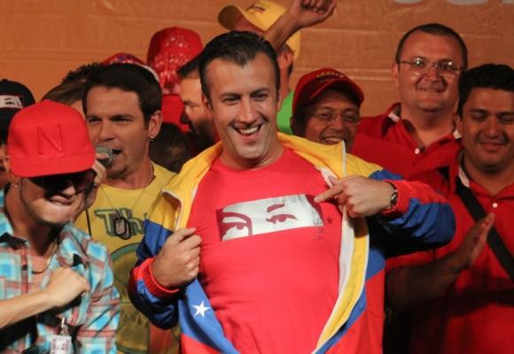 Vicepresidente: el Aissami es acusado de recibir dinero de un capo venezolano. Foto: AFP