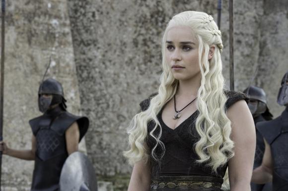 Daenerys ha peleado por sentarse en el Trono de Hierro desde siempre.
