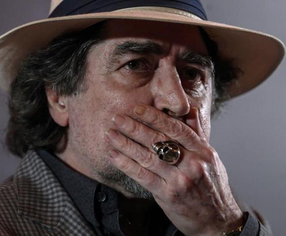 Joaquín Sabina. Foto: EFE