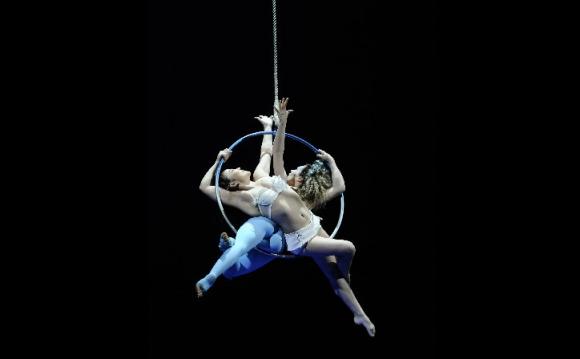 Cirque Du Soleil. Foto: Darwin Borrelli