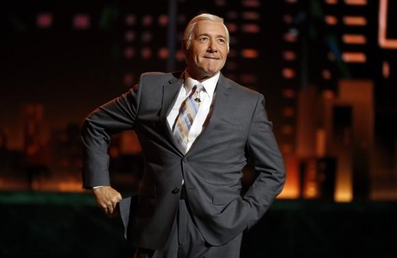 Kevin Spacey en los Premios Tony. Foto: Reuters