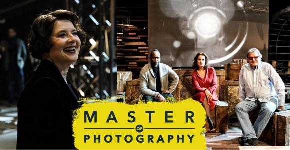 Isabella Rossellini conduce este reality que busca a un talento de la fotografía.
