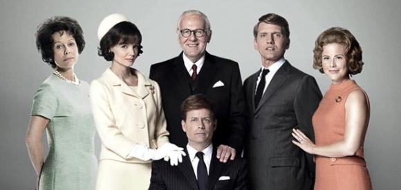 Una familia que fue como la realeza de los Estados Unidos.