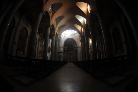 La Iglesia de San José de Mayo terminó de ser construida el 14 de agosto de 1874. Foto: Fernando Ponzetto