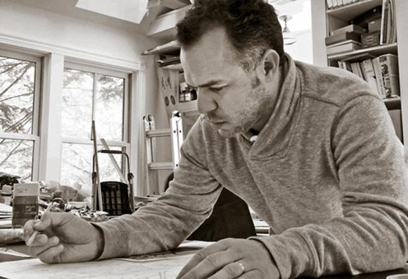 Rodríguez llegó a EE.UU., su familia escapó del regimen castrista. www.printmag.com