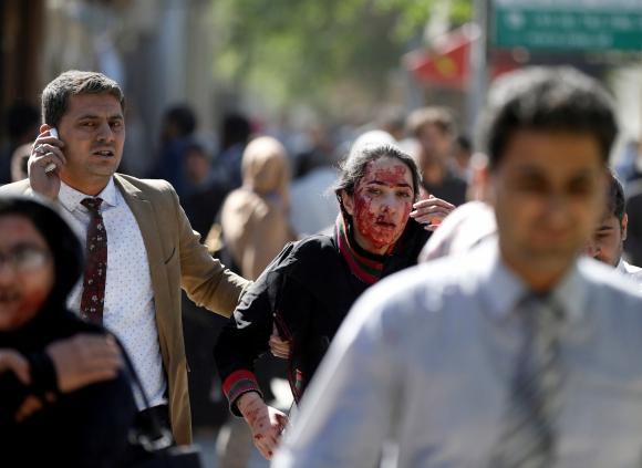 Atentado en Kabul. Foto: Reuters