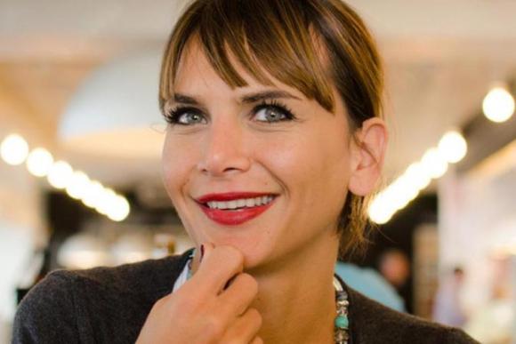 Amalia Granata. Foto: La Nación.