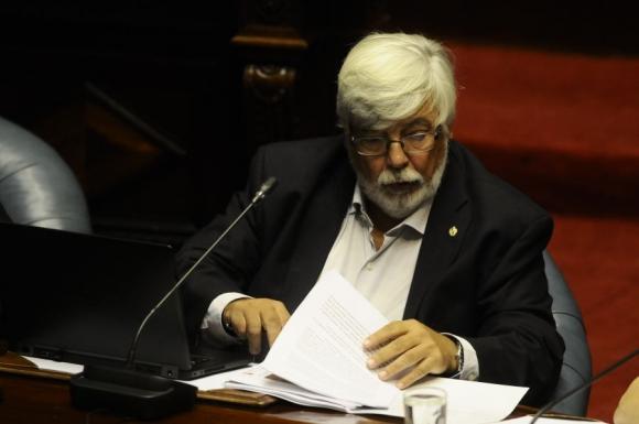 A sala: el ministro Bonomi enfrentará una nueva interpelación. Foto: archivo El País