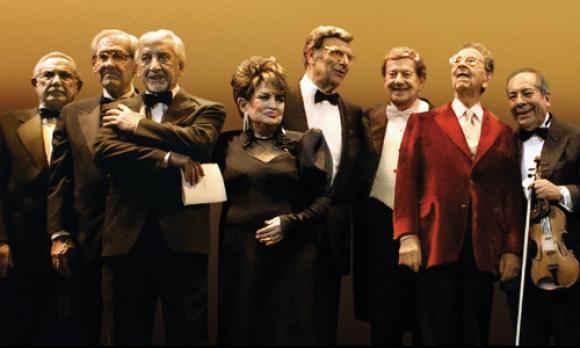 Grandes representantes del tango en un espectáculo imperdible.