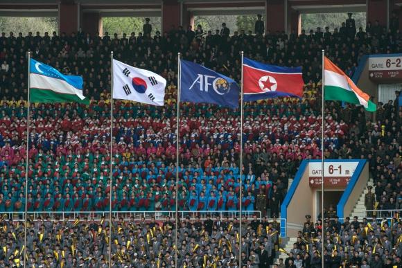 Unas 40.000 personas concurrieron al partido. FOTO: Reuters