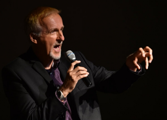 James Cameron. Foto: Archivo