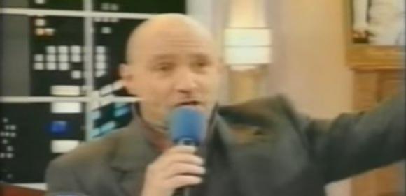 Leo en Noche y Pico (Captura tv)