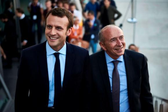 Emmanuel Macron. Foto: AFP.