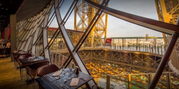 Se puede participar del sorteo por un viaje a París hasta el 14 de mayo.