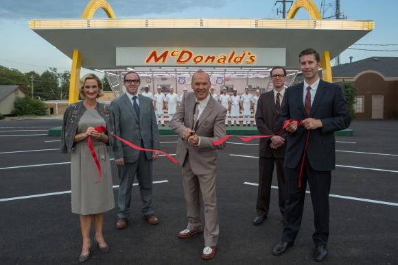 La historia de Ray Kroc, el fundador de McDonald's.