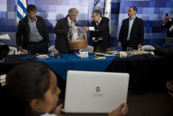 Gobierno trabaja en propuestas de educación que incluirá en Rendición. Foto: F. Ponzetto