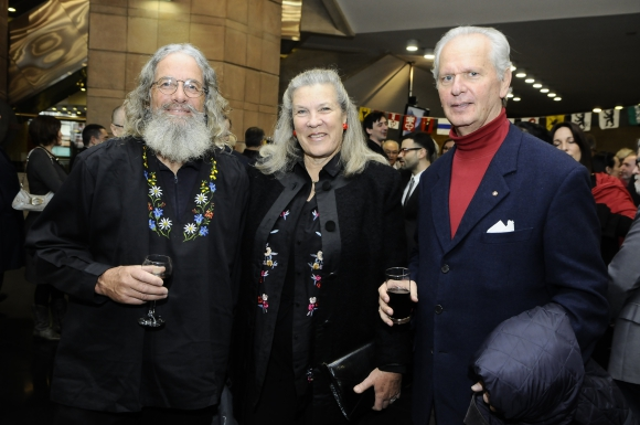 Werner Gysi, Christine de Bonstetten, Peter Wirth.