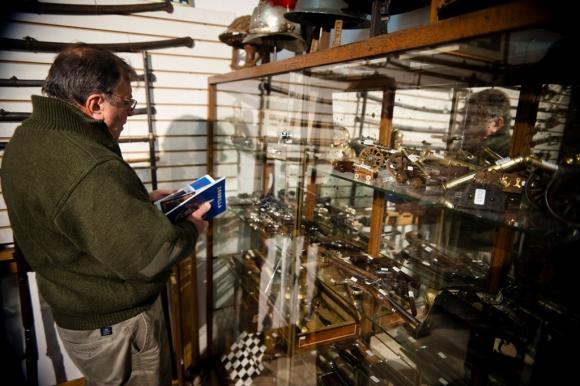 A través de Internet será posible ver la subasta y también pujar por las piezas. Foto: F. Ponzetto