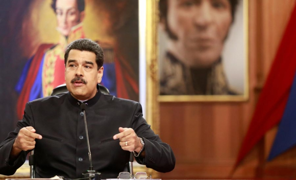 Maduro reveló ayer que mantiene un diálogo