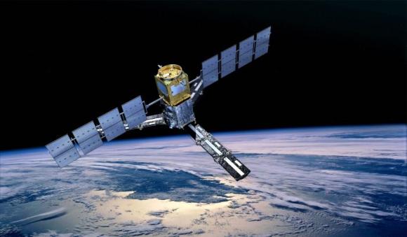 Brasil y China pondrán en órbita un nuevo satélite artificial en el espacio: Foto: AFP