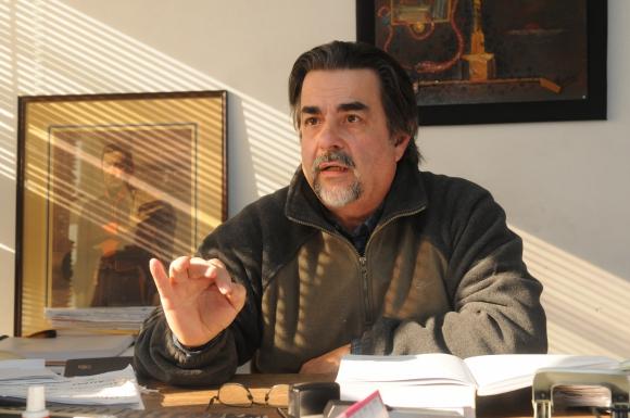 Zubía: critica el nuevo Código del Proceso Penal que regirá en noviembre. Foto: F. Flores
