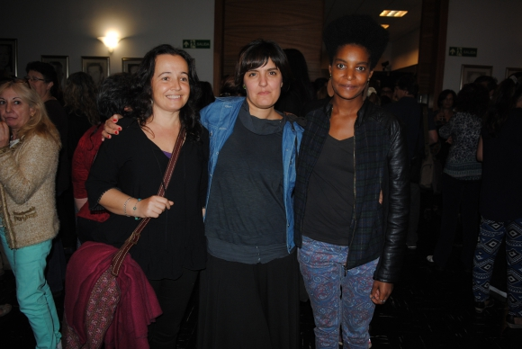 Laura Marrero, Natalia Estoyanoff, Noelia Ojeda Rodríguez.