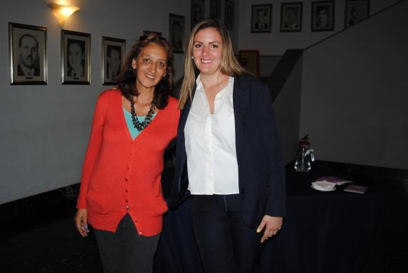 Ana Cardozo, Sofía Gil.
