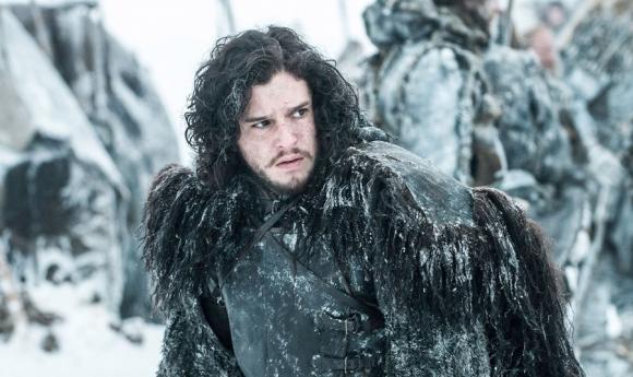 Kit Harington como Jon Snow. Foto: Difusión