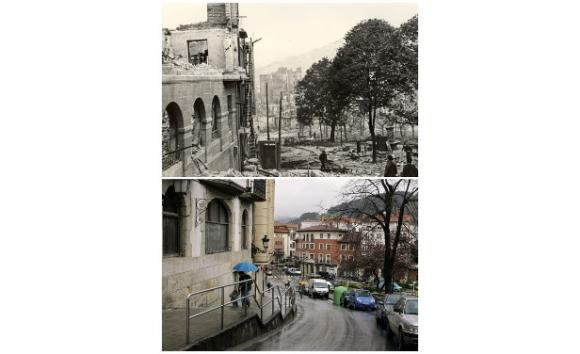 Gernika ayer y hoy